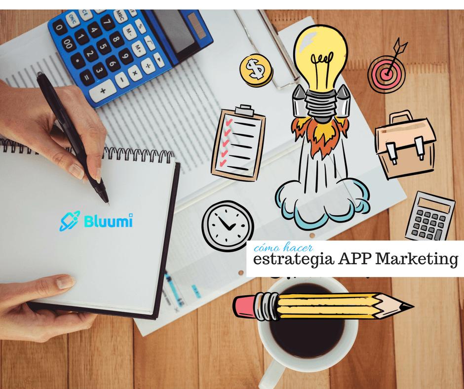 estrategia APP Marketing