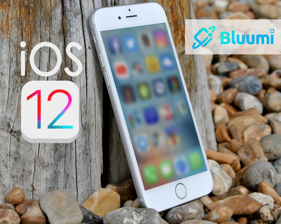 Apple presenta iOS12