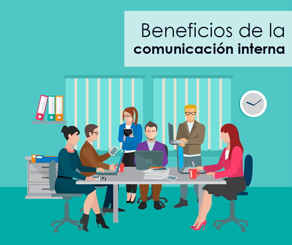 Beneficios de la comunicación interna