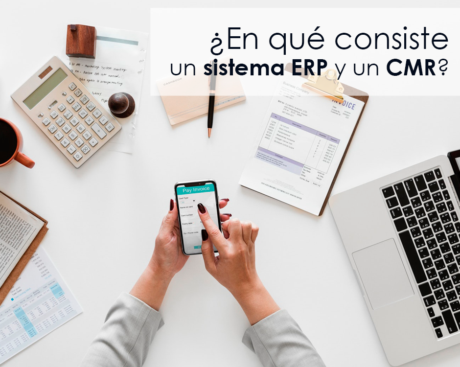 Sistema ERP y CMR