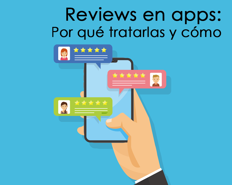 reviews en apps