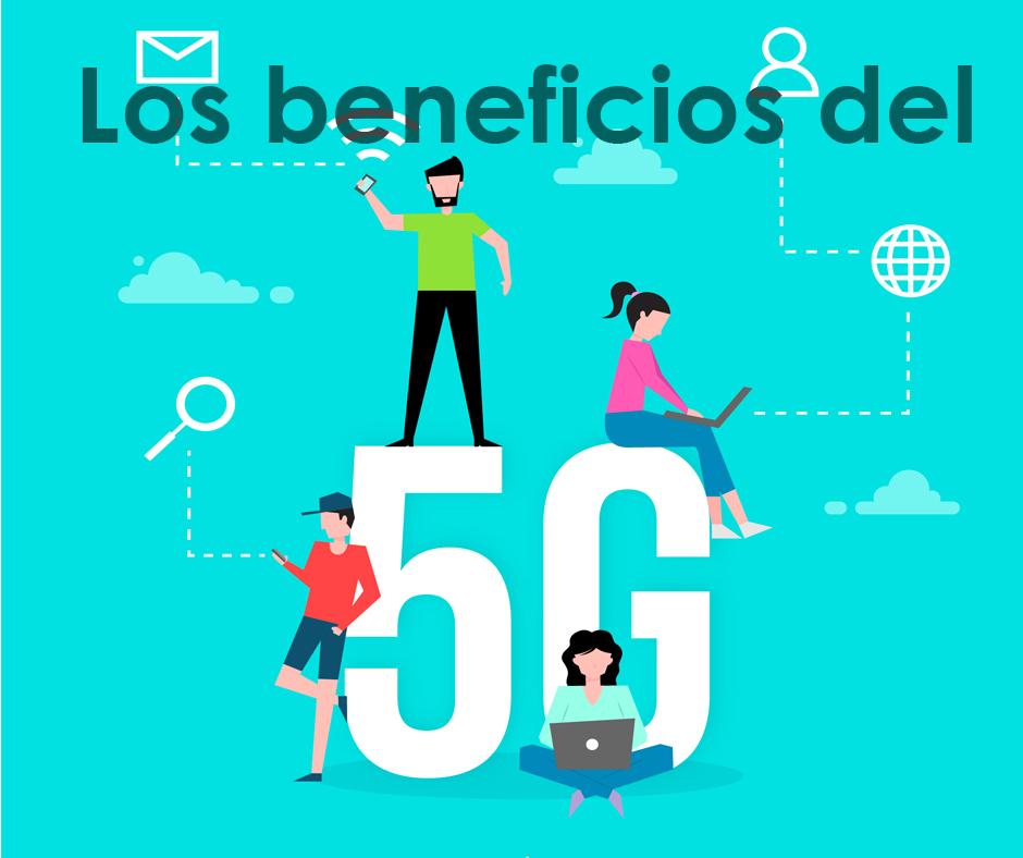 Diseño de personas usando dispositivos conectados al 5G