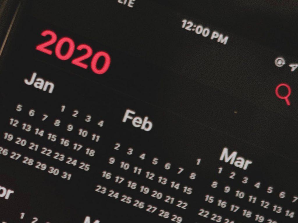 2020 tecnologia